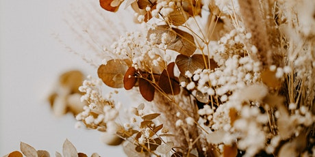 Dried Flower Dome Workshop tickets