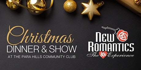 Christmas Show with New Romantics tickets