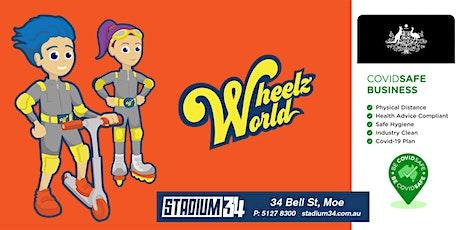 Wheelz World Tickets tickets