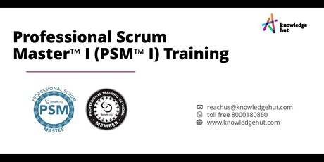 Professional Scrum Master™ I (PSM™ I) Training in Dubai biglietti