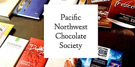 Chocolate + Salt + Bubbles   PNW Chocolate Society tickets