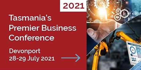 Tasmania's Premier Business Conference 2021 presented by TMEC tickets
