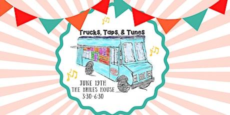 Trucks, Taps, & Tunes tickets