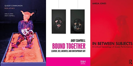 Queer Looks / Queer Books: Amelia Jones, Andy Campbell, and Lisa Teasley tickets