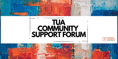 TUA Community Support Forum tickets