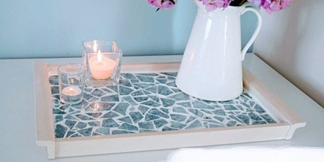 Break and Mosaic Tile Serving Tray Class at Southern River Walk tickets