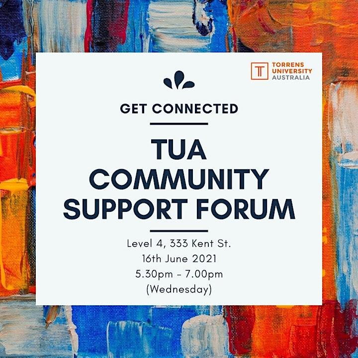 TUA Community Support Forum image