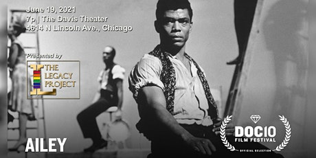 """The Legacy Project presents """"AILEY"""" tickets"""