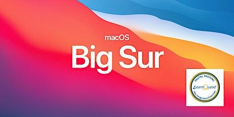 Mac Integration Basics 11 Big Sur , online instructor led training, 4 hours tickets
