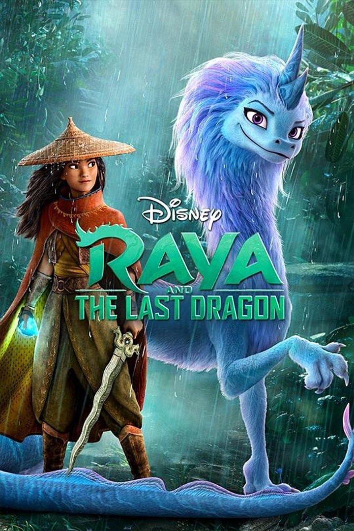 We're Going to the Movies - RAYA AND THE LAST DRAGON image