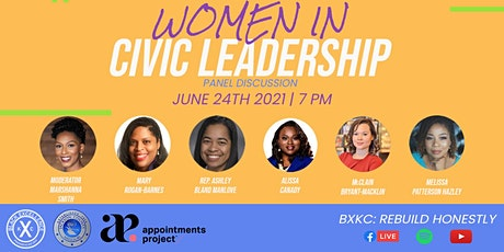 Women in Civic Leadership tickets
