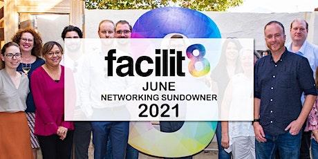 Facilit8 Networking Sundowner - June '21 tickets