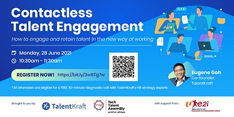 Contactless Talent Engagement tickets