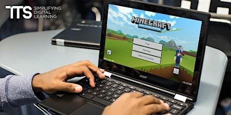 Minecraft Education Edition: Next Steps (Auckland) tickets