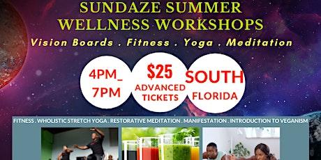 Sundaze Wellness WorkShops by TrinityWholistic tickets