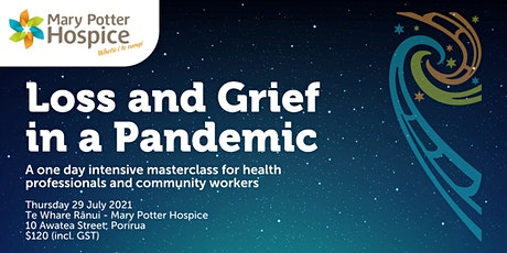 Loss and Grief in a Pandemic tickets