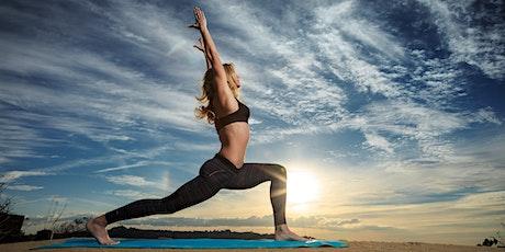 Saturday Sunset and Savasana Outdoor Pop Up Yoga tickets