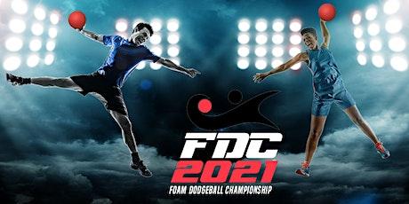 Foam Dodgeball Championship (FDC 21) tickets