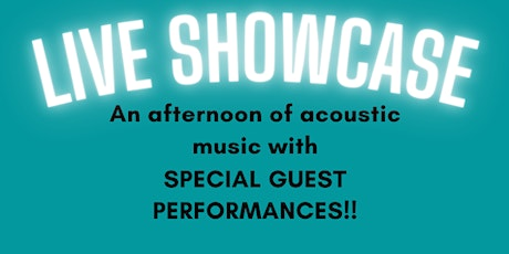 Music Roof- An Acoustic Afternoon tickets