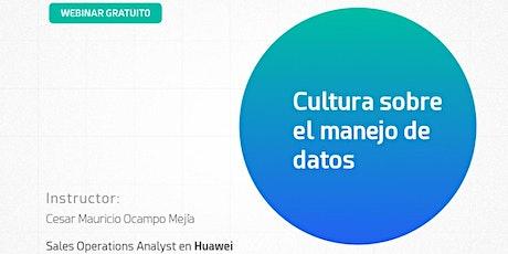 Skillup Session | Cultura sobre el manejo de datos entradas