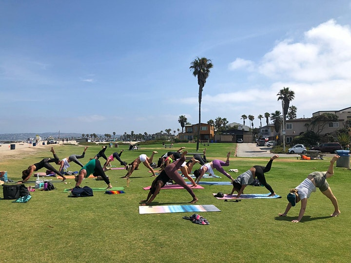 Living Yoga Summer Immersion Staycation Retreat by Elka Yoga image