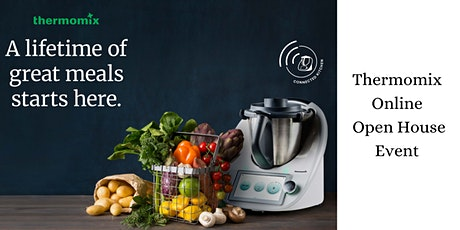 Thermomix Virtual Open House - Pinnacle Branch tickets