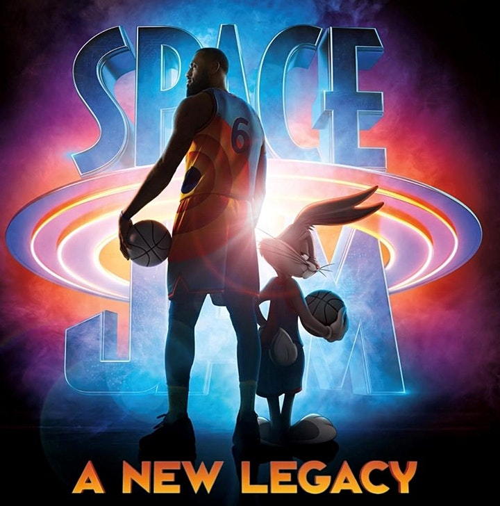 RATS MOVIE FUNDRAISER - SPACE JAM 2 : A  New Legacy image