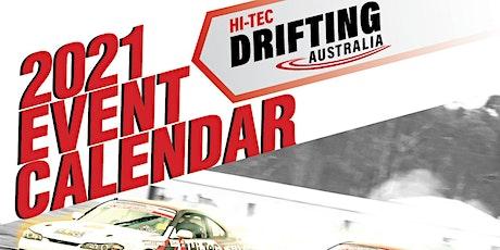 Hi-Tec Drift Allstars 2021 -  Round 4 @ Calder Park Thunderdome tickets