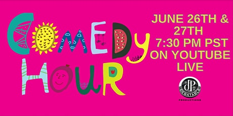 Comedy Hour Night Two tickets