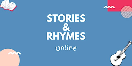 Stories and Rhymes Online tickets