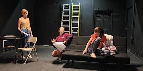 SheLA Arts: We're Not Friends tickets