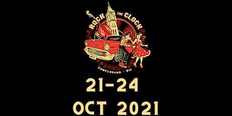 Rock the Clock 2021 tickets