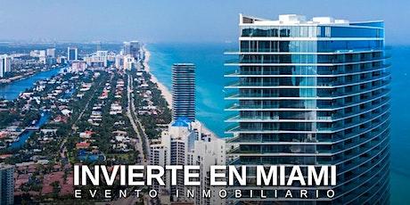 EVENTO DE INVERSION EN MIAMI Y ORLANDO tickets