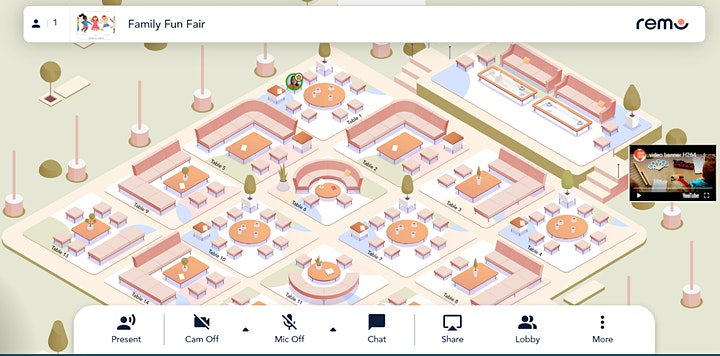 Virtual Family Fun Fair image