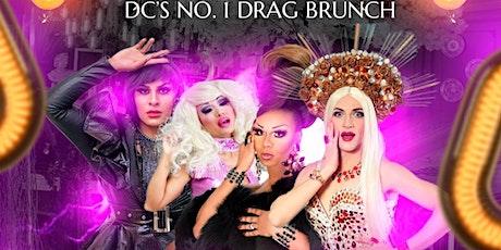 DC Drag Brunch Saturdays tickets