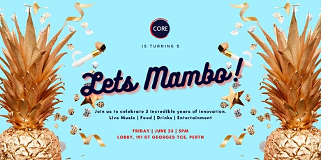 CORE Innovation Hub Turns 5 - End of Month Drinks tickets