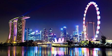 Singapore OpenGov Leadership Forum 2021 tickets