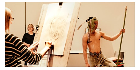 After Hours Life Drawing Course with Artist Sue Rosalind  Vesely tickets