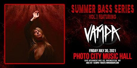 VAMPA at Photo City Music Hall tickets