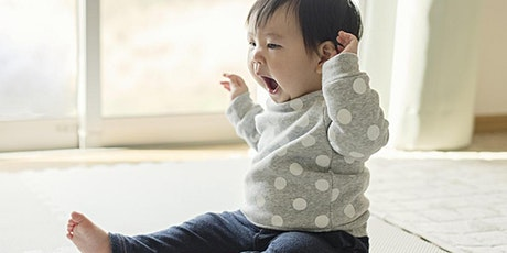 ONLINE : Sleep & Settling for babies 6 to 8 months of age tickets