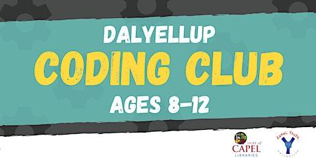 Dalyellup Coding Club tickets