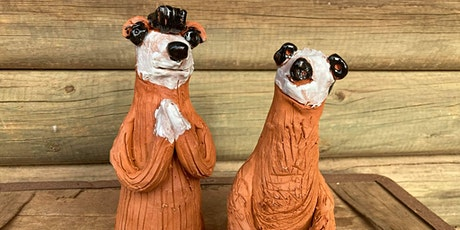 Make your own Pottery Sloth tickets