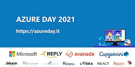Azure Day 2021 biglietti