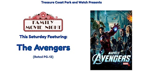 Saturday Drive In Movie Nights | The Avengers tickets