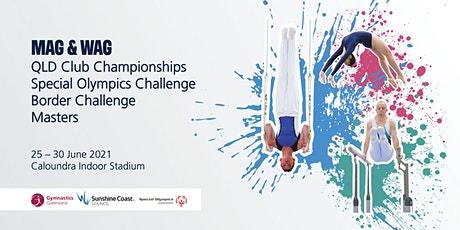 Session 15: 2021 Gymnastics Queensland WAG QLD Club Championships tickets