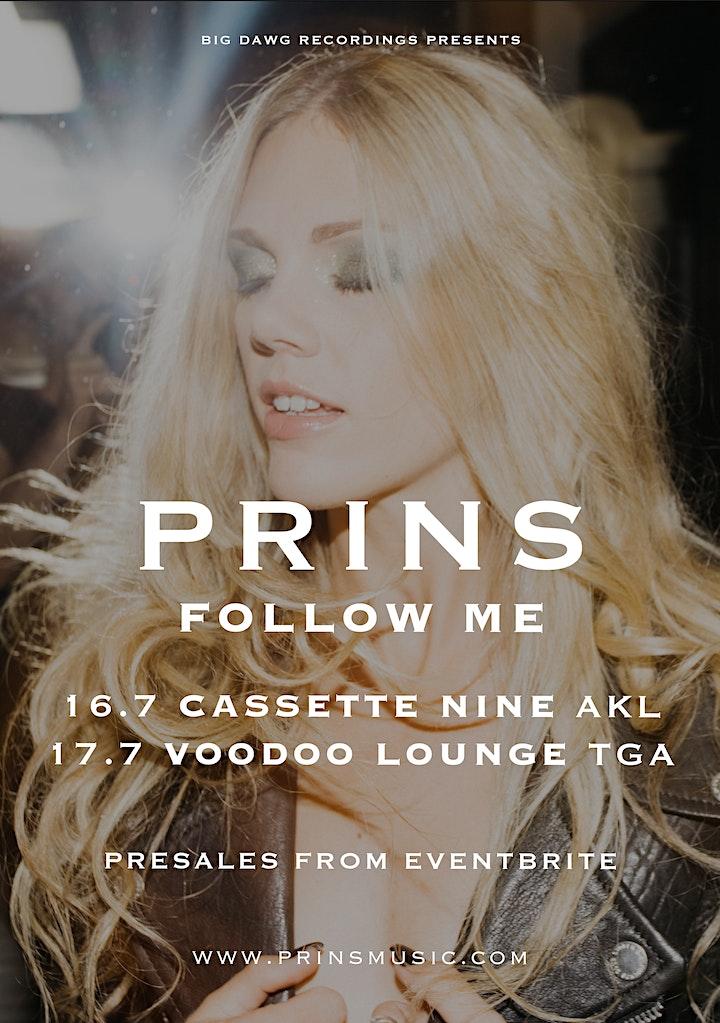 PRINS - Follow Me - Mount Maunganui - FREE image