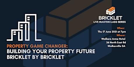 Bricklet Masterclass - ADELAIDE tickets