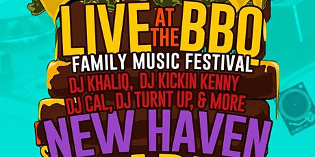 Live At The BBQ Family Music Festival tickets