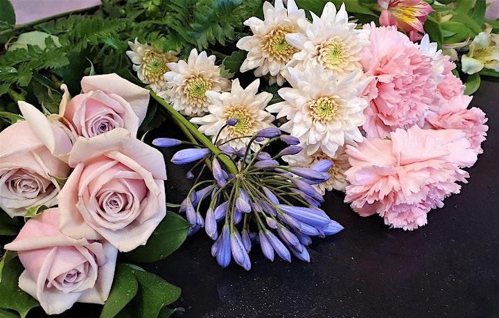FLOWER WORKSHOP  - BEGINNERS image
