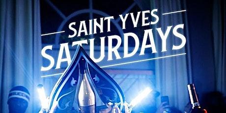 Saint Saturdays tickets